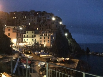 The Cinque Terre is a delight. Manarola, Liguria, Italy