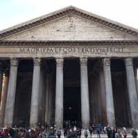 The Pantheon, Rome, Lazio, Italy.